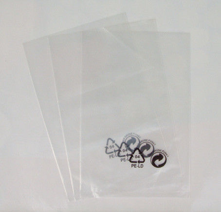 Moisture Proof ESD Vacuum Bags 8x10 Inch For Packing Electronic Components